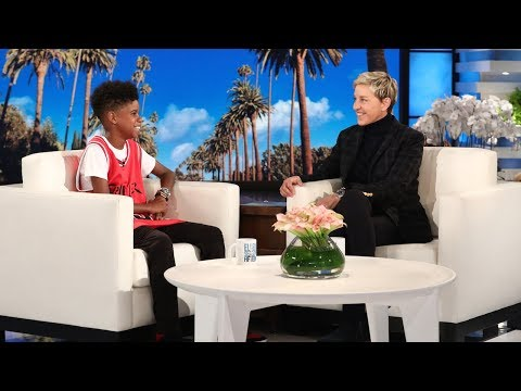 Kid Singer JD McCrary Wows with 'Who's Loving You' Performance