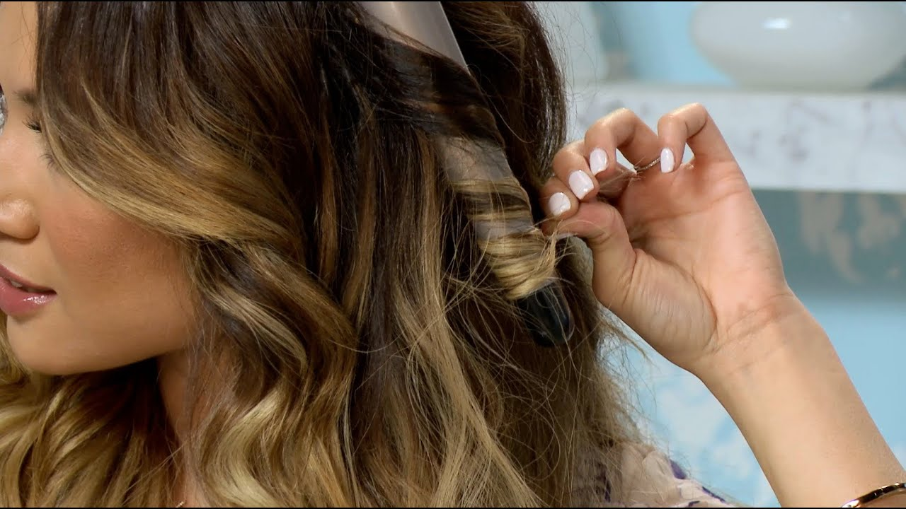 Hair Wand Styles: How To Style Your Hair Using A Hair Wand
