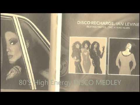 80'S DISCO (High Energy Original Version) MEDLEY