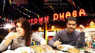 The Newtown Dhaba | Christmas Opening | Kolkata Dhaba Food Review | insideOut