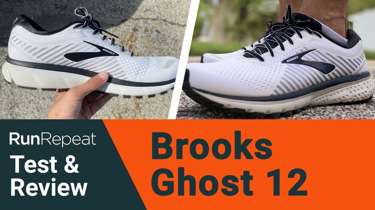 Brooks Ghost 12 test \u0026 review - A solid