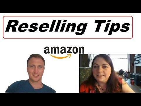 Amazon FBA Retail Arbitrage & Wholesale Reseller Tips With HookedOnPickin