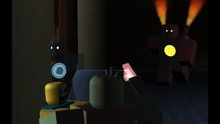 Zombie Blitz - Story Mode: Act 1 {ROBLOX}