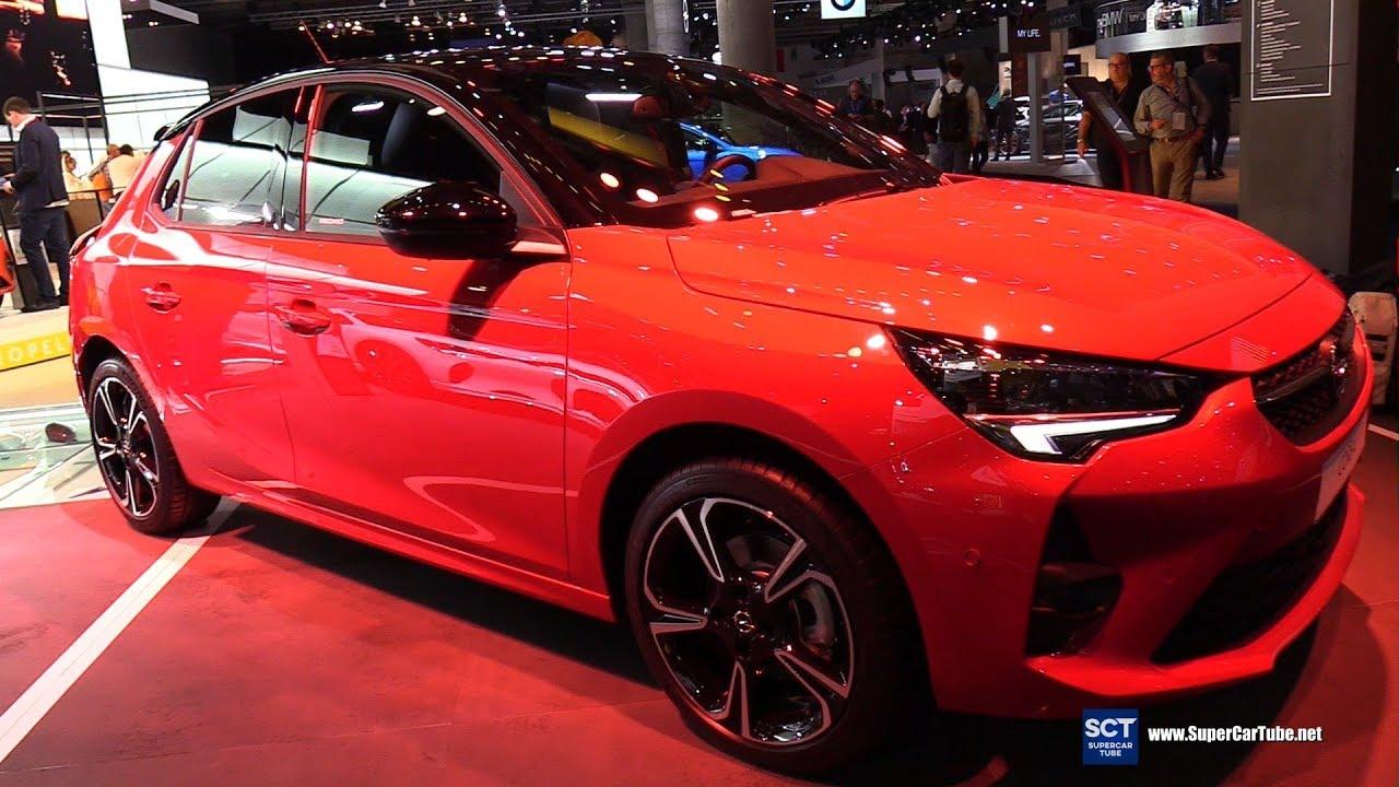 2020 Opel Corsa Exterior Interior Walkaround Debut At 2019 Iaa Frankfurt Auto Show