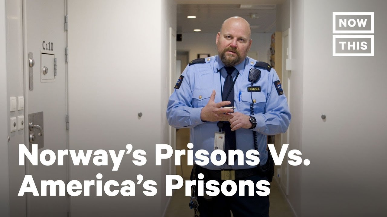 How Norway's Prisons Are Different From America's | NowThis