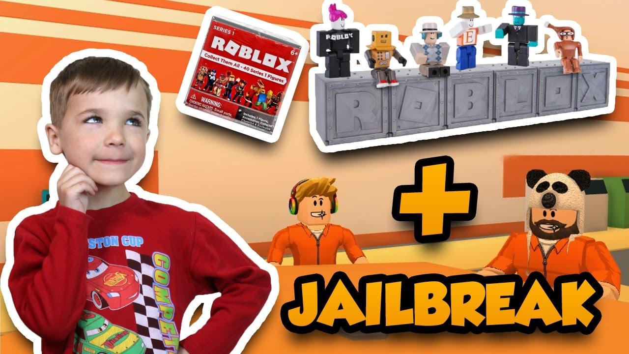 Bank is Closed ! Again ! Roblox Jailbreak | Opening Series 1 Roblox Mystery  Box !