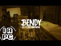 A DISNEY HORROR GAME?! | Bendy and the Ink Machine Chapter One Full Gameplay Playthrough