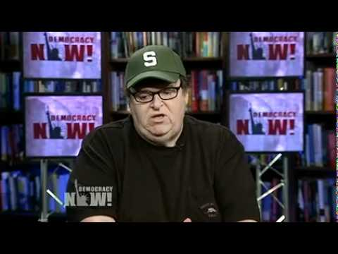 Michael Moore Backs Call to Re-Open Investigation of 9/11 Attacks