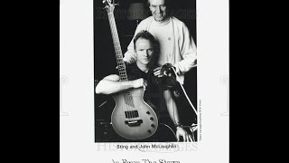 The Wind Cries Mary by John McLaughlin and Sting - awesome version of Hendrix song
