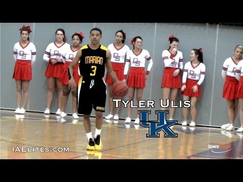Tyler Ulis & Marian Catholic Knock Off #1 Ranked Team in Iowa