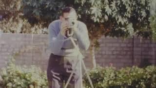 Mowing British Lawn 60s