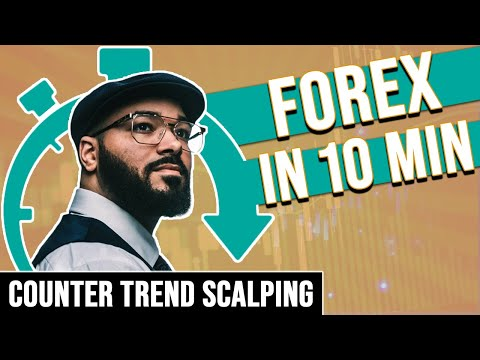 $1000 Counter Trend Scalping With PIVOT POINTS  |  Forex In 10 Minutes