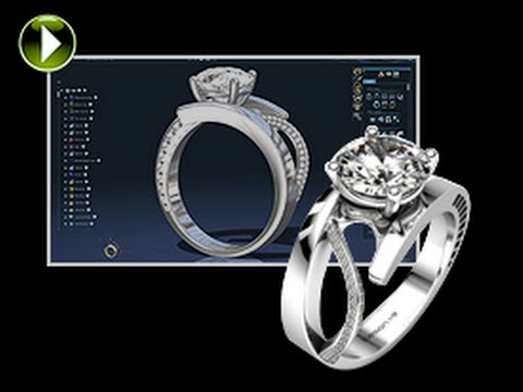 3DESIGN: 3D CAD Software for Jewelry and Fashion Accessories
