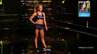 Miss Teen USA Swimsuit/Athletic Wear Competition | LIVE 7-30-16