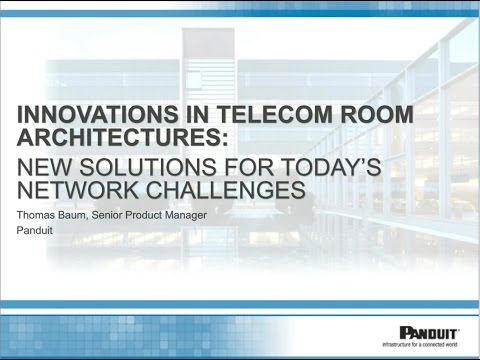 Innovations In Telecom Room Architectures: New Solutions for Today's Network Challenges