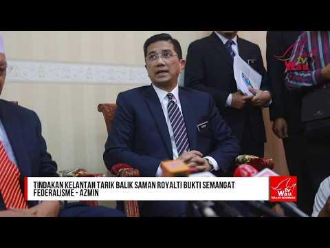 Datuk Seri Royalti Kelantan Bila Dapat ?