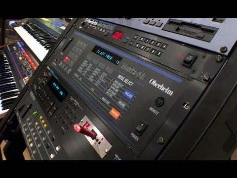 Oberheim Matrix 6R - Gear of the Week (Junkie XL)