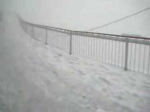 Vaishno Devi Snowfall Video