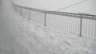 Vaishno Devi Snowfall Video