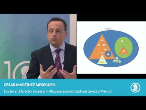 César Martínez Meseguer - Órdenes espontáneos e instituciones sociales evolutivas