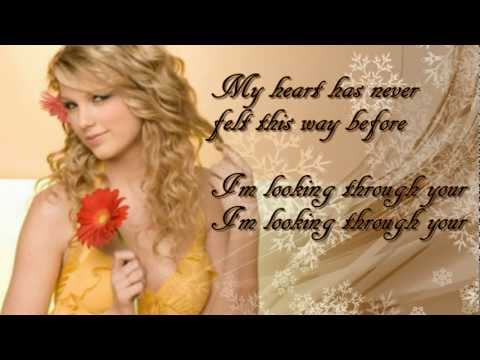 Taylor Swift - Beautiful Eyes Lyrics