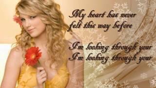 Taylor Swift - Beautiful Eyes Lyrics