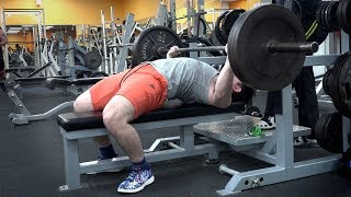 Why I Love The 3 Second Pause Bench Press