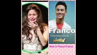 Wedding Ni Anne Curtis at Erwan Nabahiran Ng Lungkot Sa Pagpanaw Ni Hashtags Franco!!!