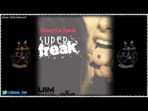 Tommy Lee - Super Freak Aka.  She's A Super Freak (Audio Only) MAY 2013.