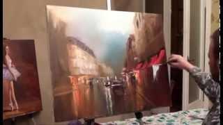 БЕСПЛАТНО  Полный видеоурок  Париж  от И Сахарова