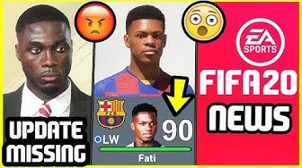 NEW FIFA 20 UPDATE IS MISSING, EA TWITTER HACKED + OTHER NEW FIFA 20 NEWS