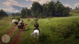 Red Dead Redemption 2 Dutch Fail