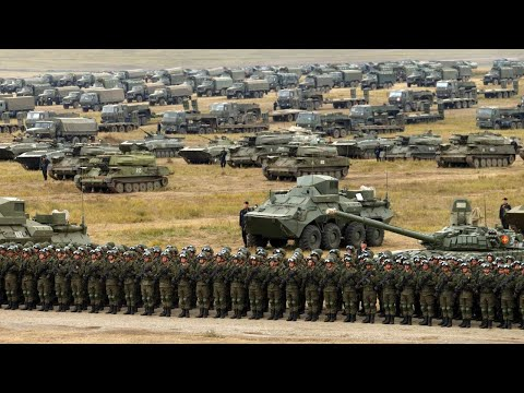 War begins (Oct 21,2020) Russian Deploys 80,000 Soldiers, 250 Tanks & 500 Armored to South Caucasus