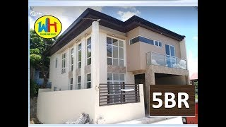 Welcome Home Realty PH- Taytay-Pasig- Greenwoods-Aspar Model-  House and Lot-For Sale