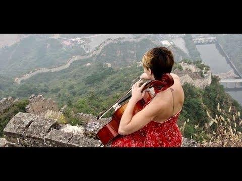Lady Cello -  Lotus  荷塘月色  ( cello version)