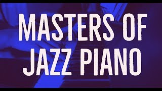 John Lewis and Billy Taylor - Jazz Piano Masters
