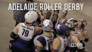 Sports   Adelaide Roller Derby   Big Review TV   Adelaide