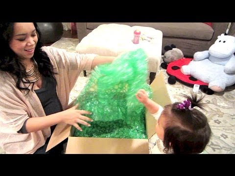 THE MOST EPIC MAKEUP PACKAGE EVER! - February 21, 2014 - itsJudysLife Vlog