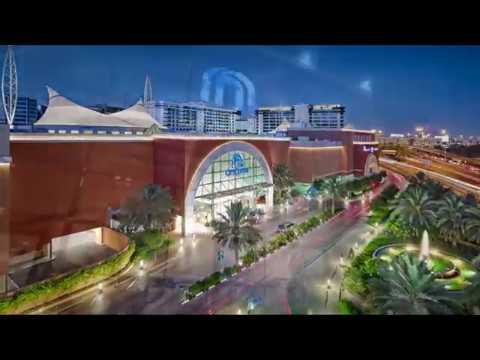 DUBAI Past to Present - MAJID AL FUTTAIM