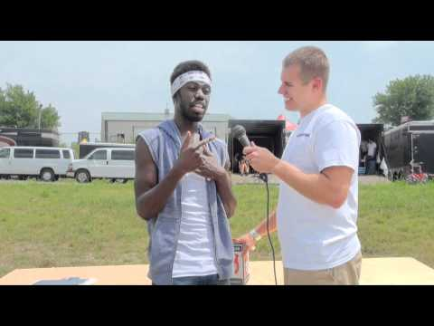 Gym Class Heroes Interview at Vans Warped Tour 2011 - Backstage Entertainment