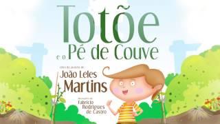 capa de Totõe e o Pé de Couve de João Leles Martins