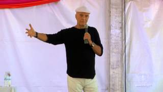"""Mastering the Art of Manifesting"" Wayne Dyer at Wanderlust"