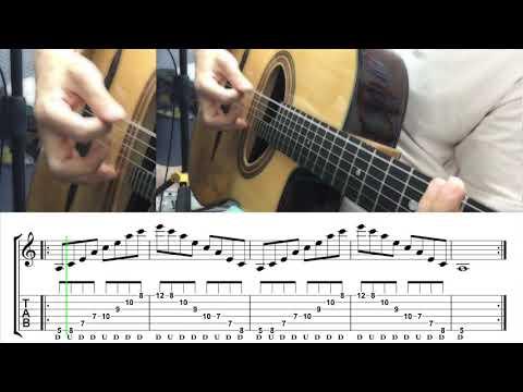 gypsy-jazz-guitar-picking-part-01-+-free-tabs