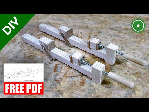 Bar Clamps Membuat + PDF