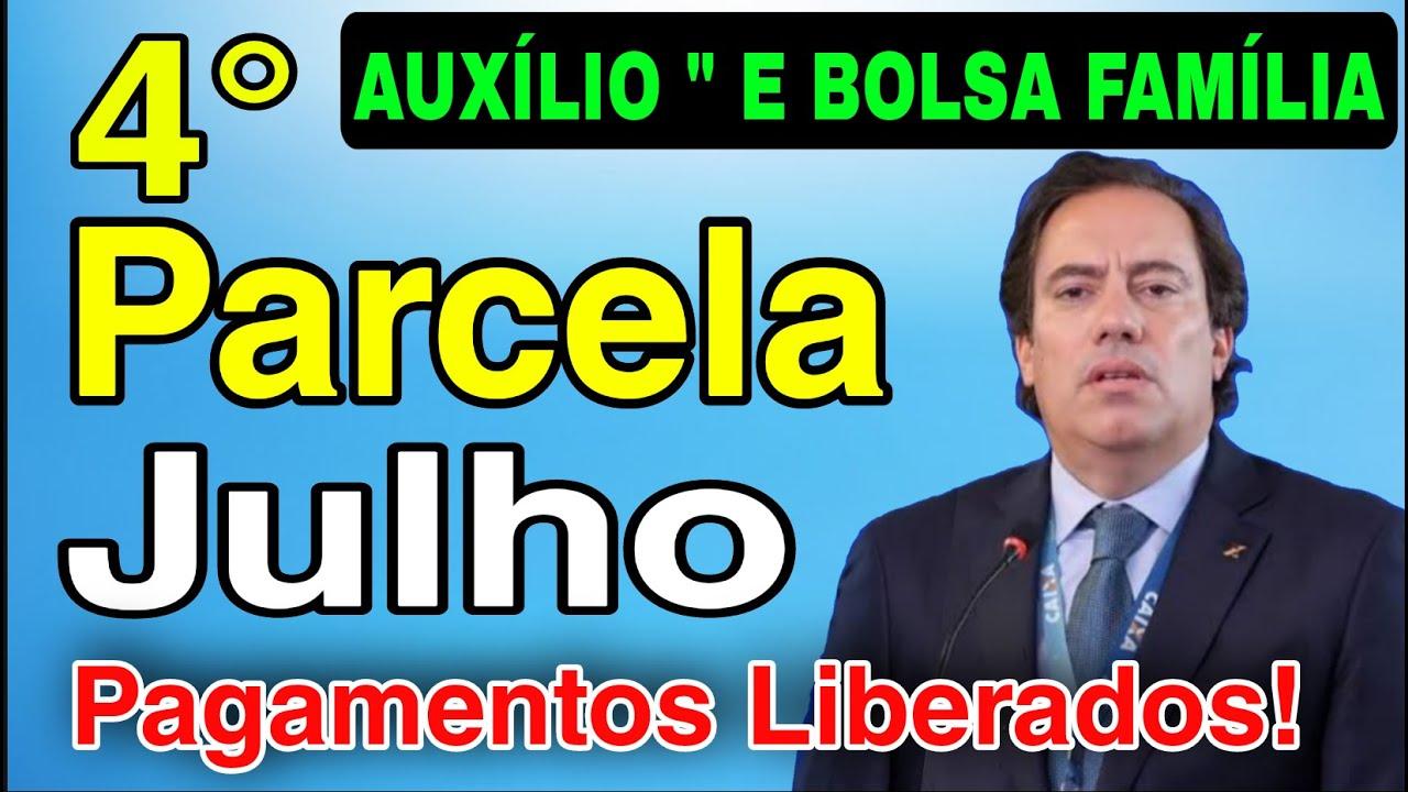Download ÓTIMA NOTÍCIA! PAGAMENTOS DE JULHO JÁ ESTÁ LIBERADO! AUXÍLIO EMERGENCIAL E BOLSA FAMÍLIA...