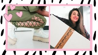 VLOG: UNBOXING RIHANNA FENTY COLLECTIE - Anna Nooshin
