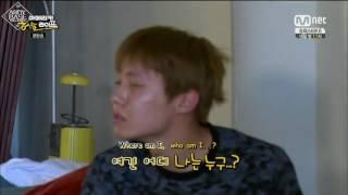 Download Video Waking BTS up [V run away LOL so cute] MP3 3GP MP4