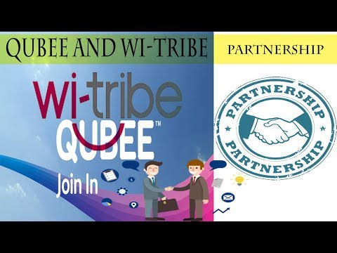Wi-Tribe Acquires Qubee || Partnership ||