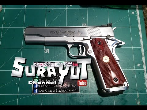 1911 COLT (ARMY R29 Airsoft GUN) By Surayut Channel