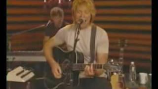Bon Jovi - Bed of Roses (Live Acoustic @ Sessions AOL)